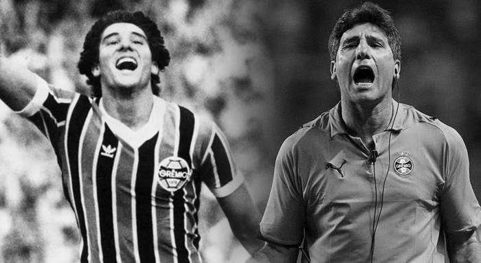 Jogador e técnico: Renato é primeiro brasileiro a ganhar Libertadores no campo e na casamata