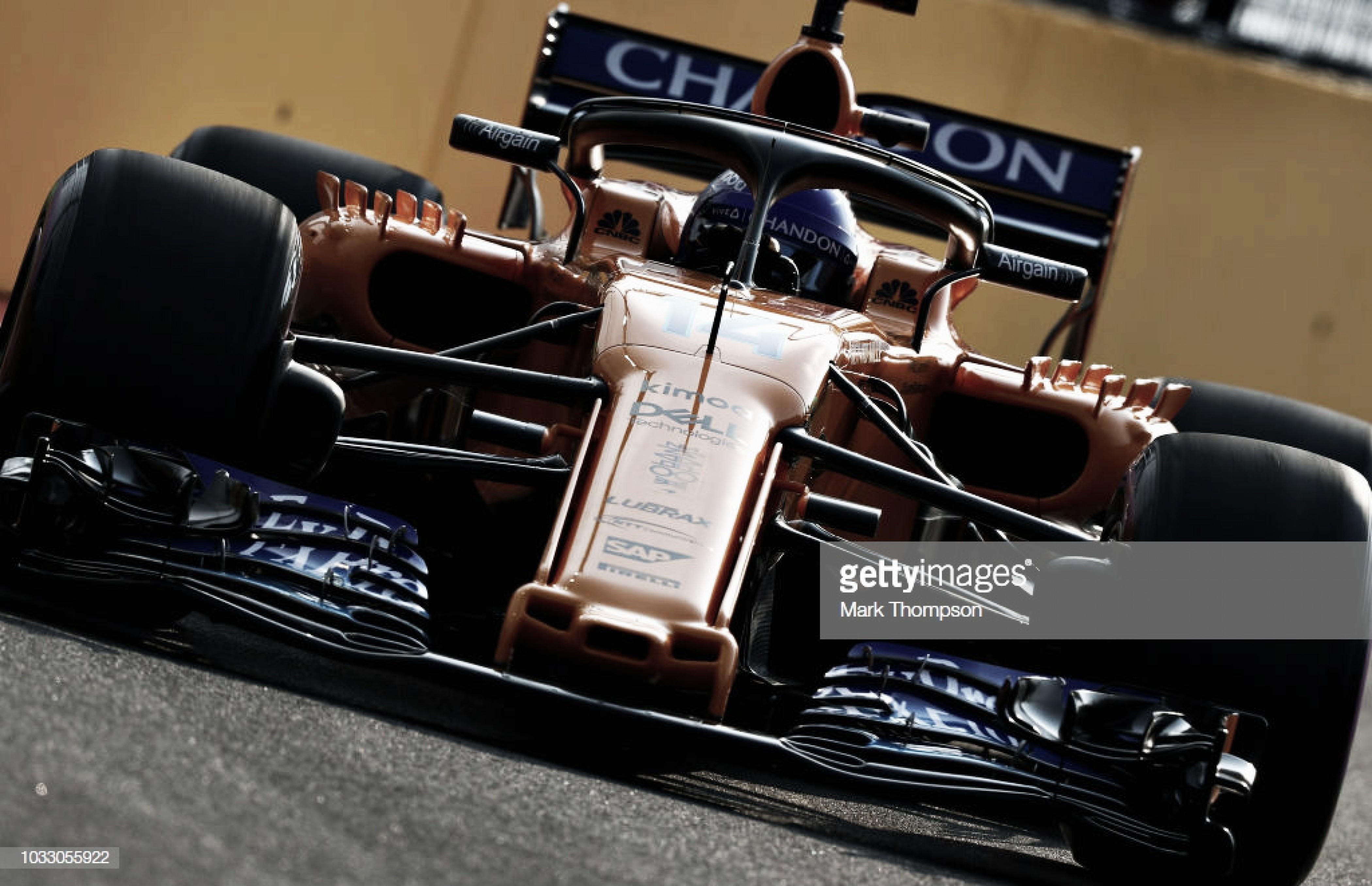 McLaren estudia llevar un set up agresivo en Rusia