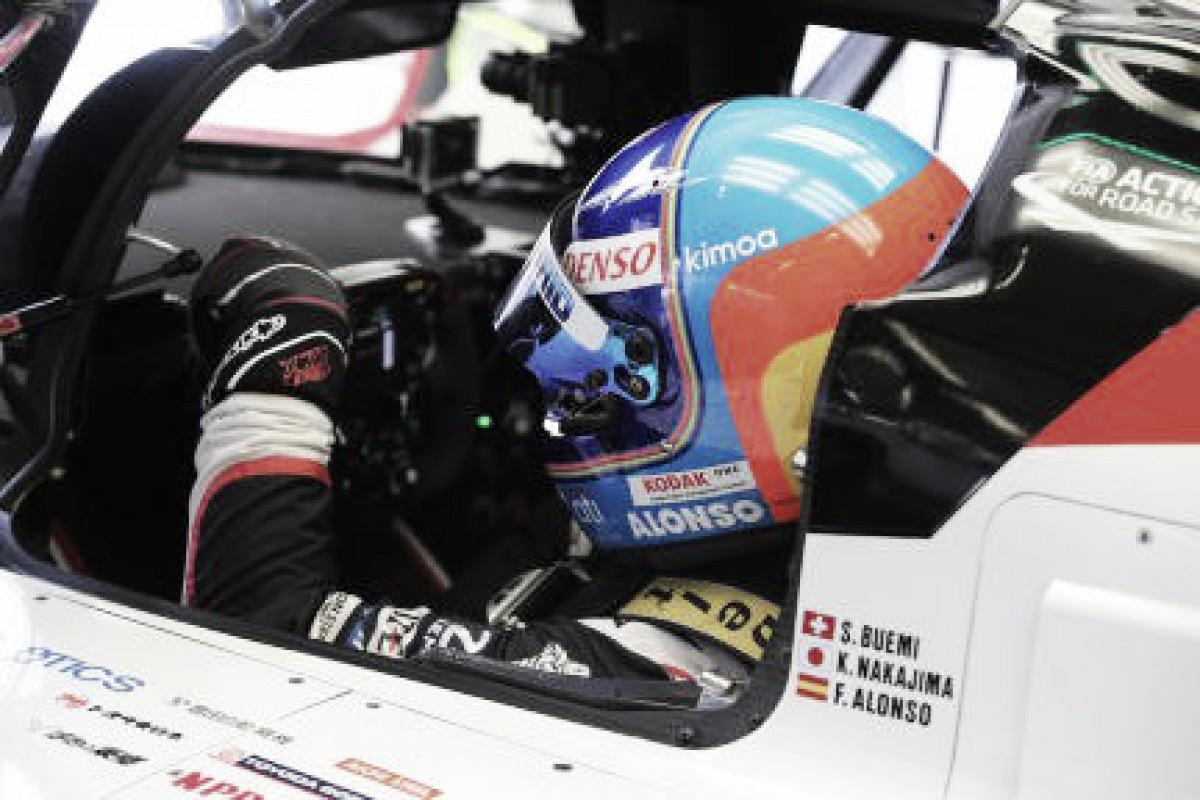 Toyota sigue siendo favorita para ganar las 24 Horas de Le Mans