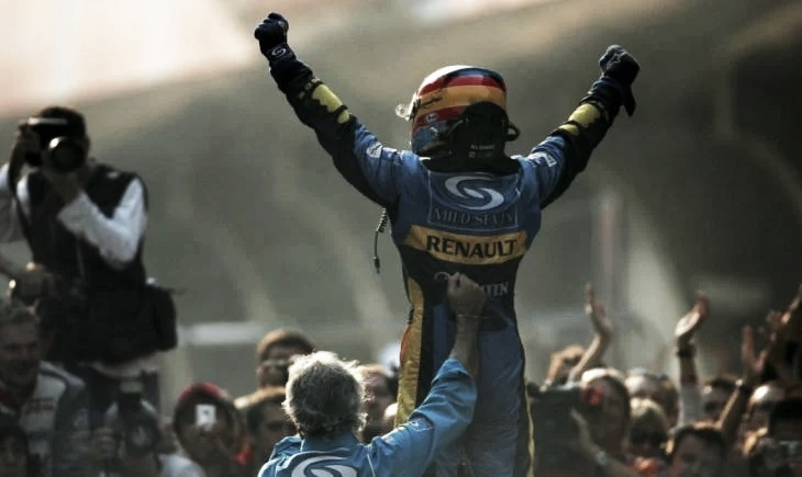 Alonso vuelve a la Fórmula 1