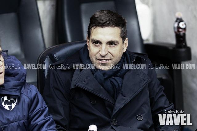 Diego Alonso y Rayados, listos para enfrentar a Morelia