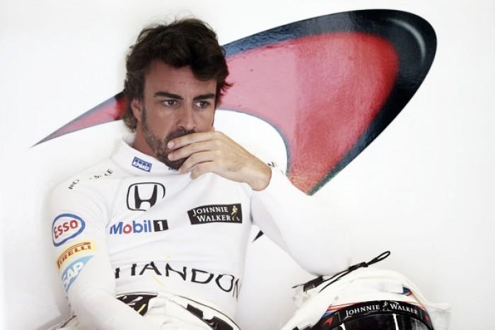 """Fernando Alonso: """"Es importante que superemos el fin de semana sin problemas"""""""