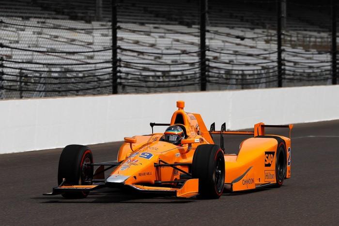 Fernando Alonso: ecco il casco che userà nella sua esperienza in Indy