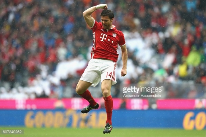 Xabi Alonso reportedly ready to announce retirement from football at end of season