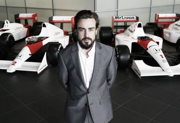 Alonso estreará o novo McLaren-Honda em Jerez