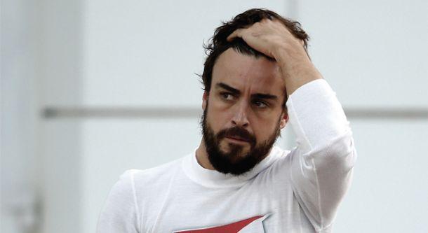 Última hora: Alonso falha GP da Austrália
