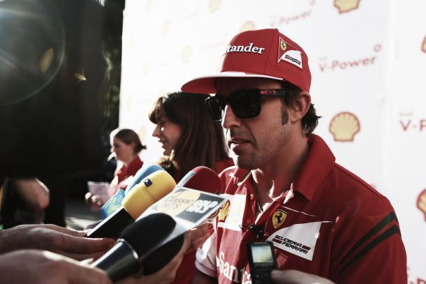 "Fernando Alonso: ""Creo que vamos por buen camino"""