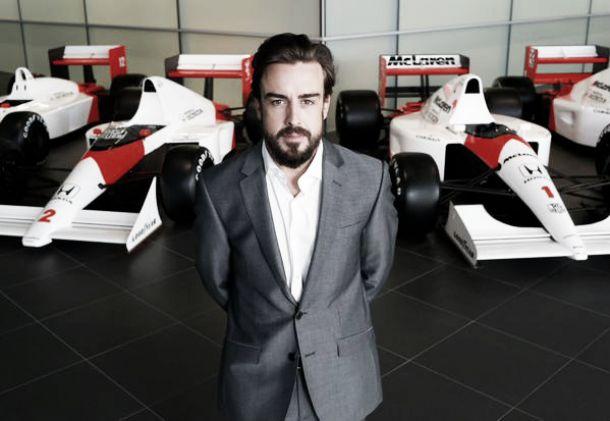 """Fernando Alonso: """"Tenemos tiempo, esperanza y los recursos necesarios para triunfar"""""""