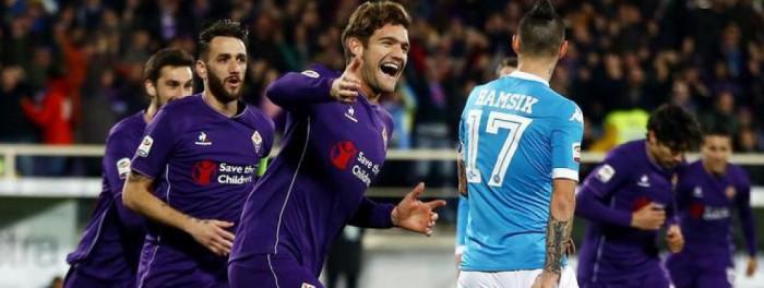 Serie A, Higuain risponde ad Alonso: 1-1 tra Fiorentina e Napoli