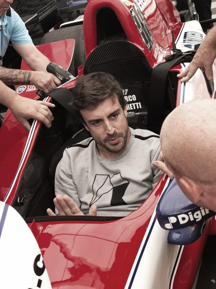 Antecedentes desalentadores para el equipo de Alonso en la IndyCar