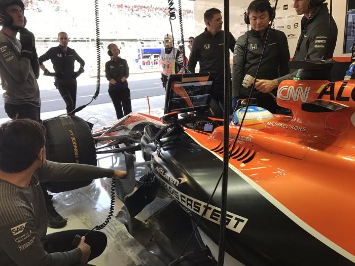 F1: McLaren, molte novità per un 2018 da protagonisti