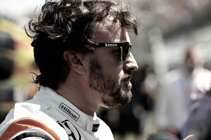 "Fernando Alonso, 6º: ""Ha sido un fin de semana sin ningún error ni problema"""