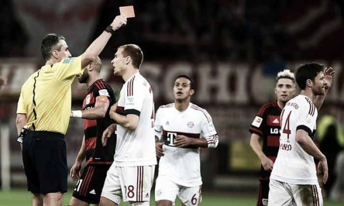 Bayer Leverkusen 0-0 Bayern Munich: Home side see out a stalemate to the Champions