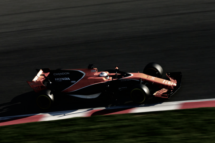 Alonso, a la espera de McLaren