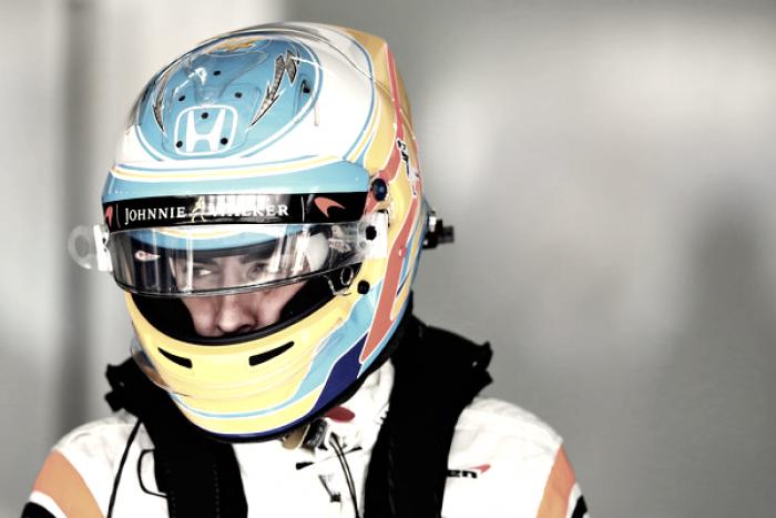"""Fernando Alonso: """"La lluvia será un factor clave para entrar en los puntos"""""""