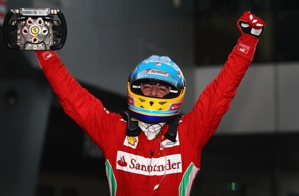 Fernando Alonso se pone líder del mundial