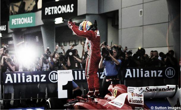 Previa histórica GP de Malasia 2012: un elenco latino