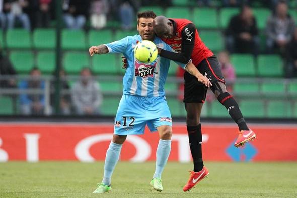 Ajaccio prend un point et se sauve à Rennes