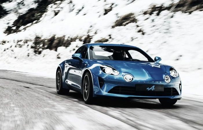 Nuevo Alpine A110, el renacer del mito de los Alpes