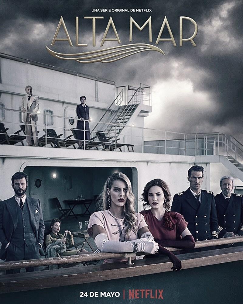 'Alta Mar', la novedosa apuesta de Netflix con grandes dosis de misterio