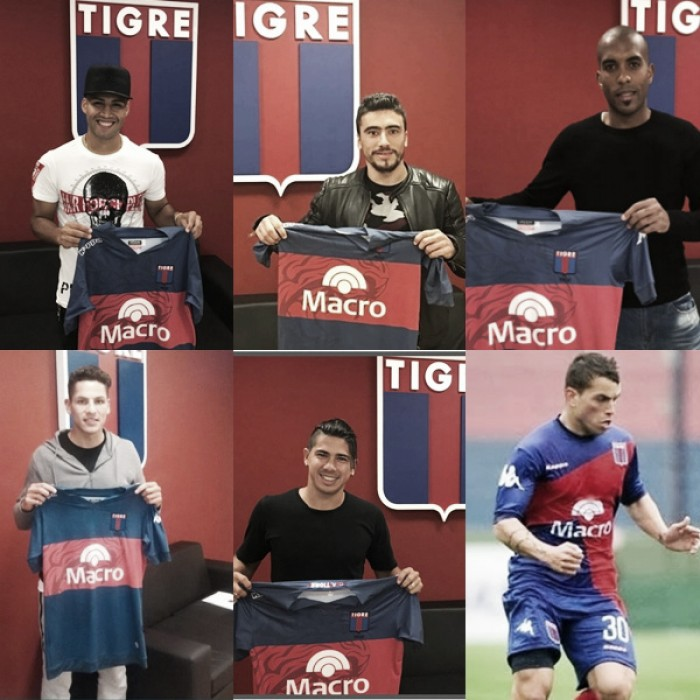 Altas Tigre 2016/17