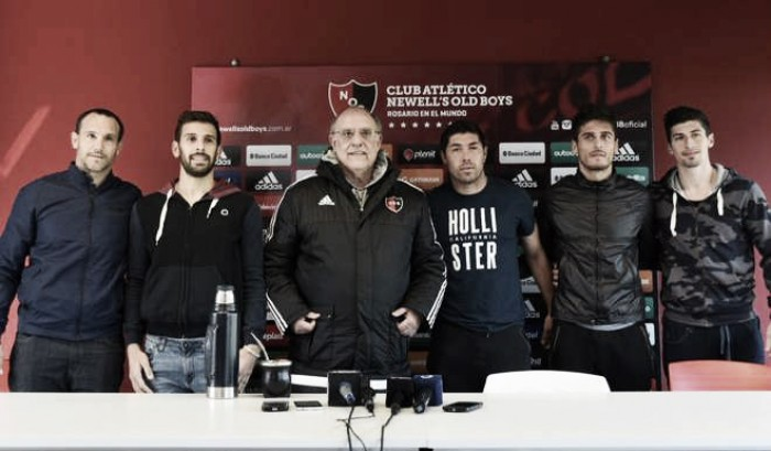 Altas y Bajas Newell's Old Boys 2016/17