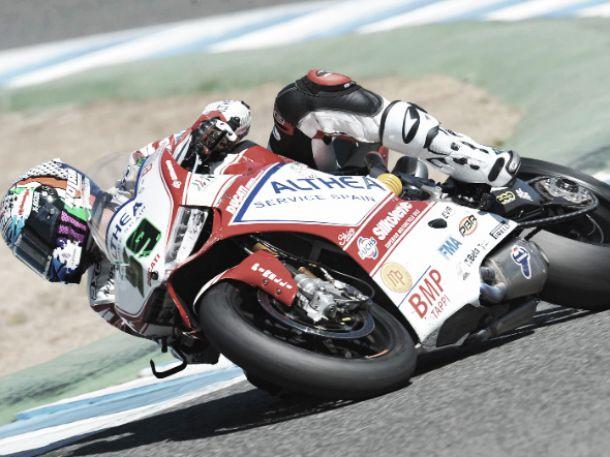 SBK, Althea Racing punta su Nico Terol e Matteo Baiocco per il 2015