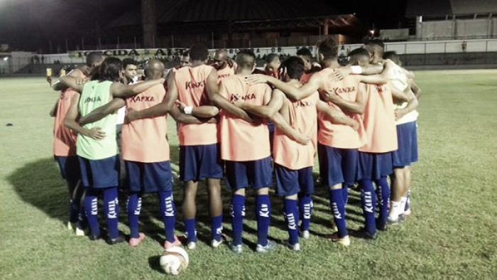 Jogando em casa, Altos-PI elimina CRB pela Copa do Brasil