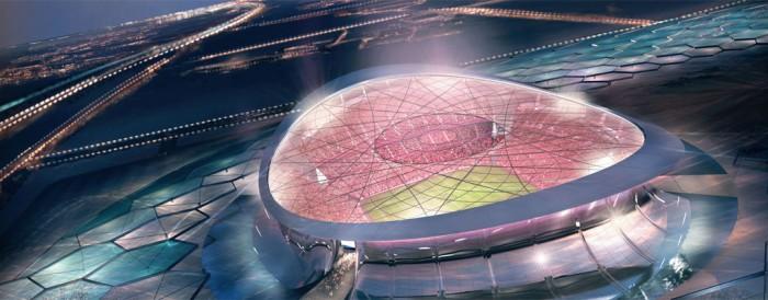 Stadi Qatar 2022 Immagini Progetti : Qatar ecco i progetti degli stadi da sogno vavel