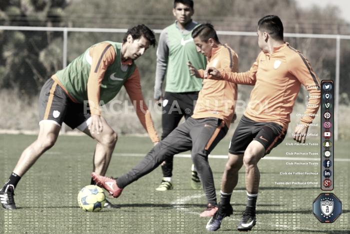 """Roberto Alvarado: """"Pachuca sabrá complicársele a Tigres"""""""