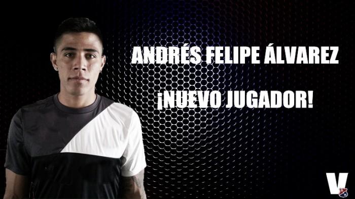 Felipe Álvarez es nuevo jugador del Medellín