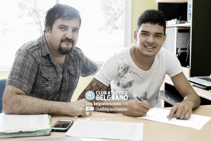 Federico Álvarez extendió contrato con el 'Pirata'