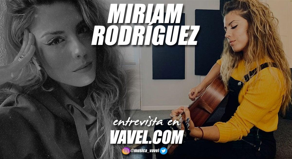 Entrevista. Miriam Rodríguez: ''Sobre mí recae esa presión por el respeto que le tengo a mi trabajo''