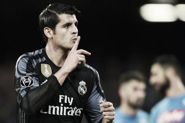Manchester United, l'arrivo di Morata è questione di giorni