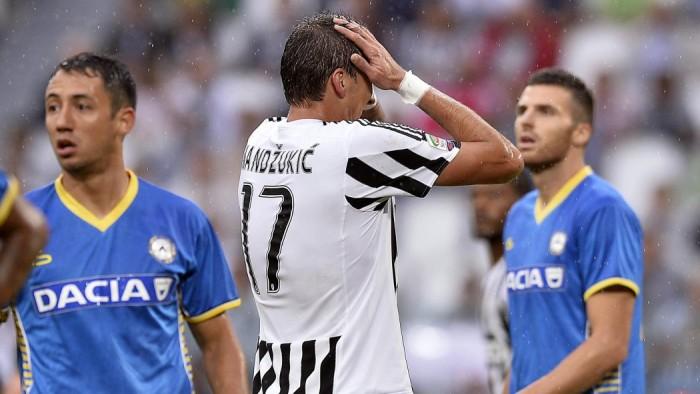 Risultato Udinese - Juventus, 20° giornata Serie A 2015/16: Dybala x2, Khedira e Sandro (0-4)