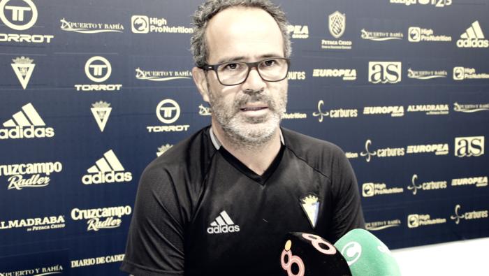 """Cervera: """"Osasuna es un equipo muy peligroso. No necesitan jugar bien para hacerte daño"""""""