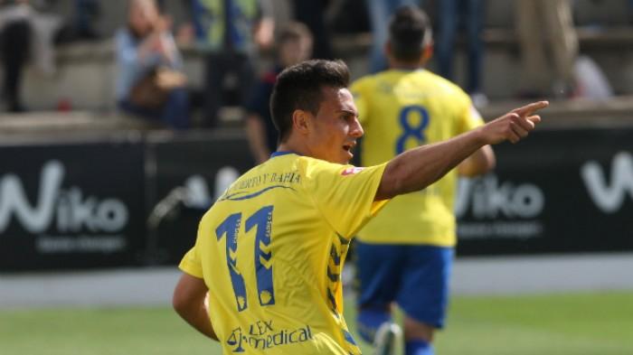 """Álvaro García: """"Fue agradable volver a mi ciudad a jugar"""""""