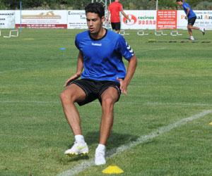 Álvaro Vega se marcha al San Roque