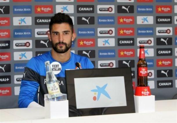 """Álvaro González: """"El Barça tiene plantilla suficiente para jugar contra el PSG y el Espanyol"""""""