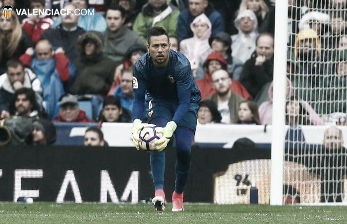 Otra vez Diego Alves, y ya van seis esta temporada