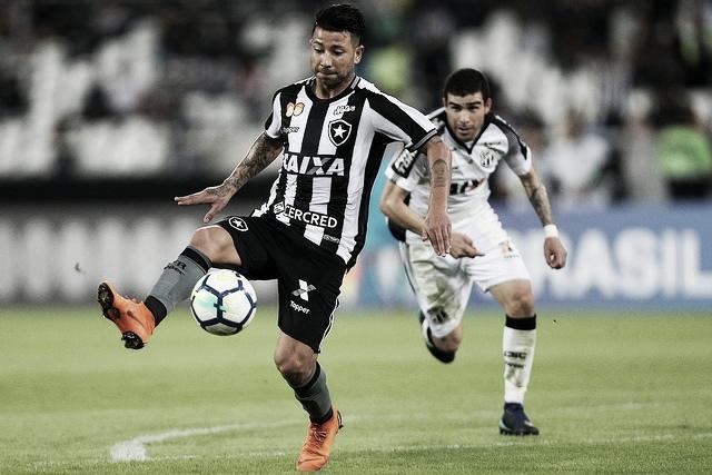 Botafogo enfrenta Ceará no Castelão em confronto direto contra o rebaixamento
