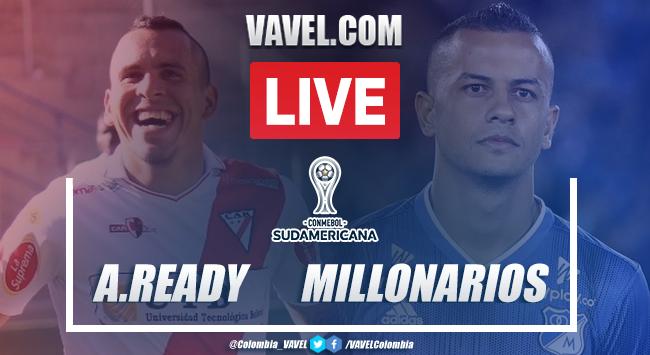 Resumen y goles: Always Ready vs. Millonarios (1-0)