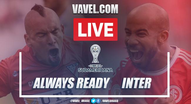 Gols e melhores momentos Always Ready 2x0 Interpela Libertadores