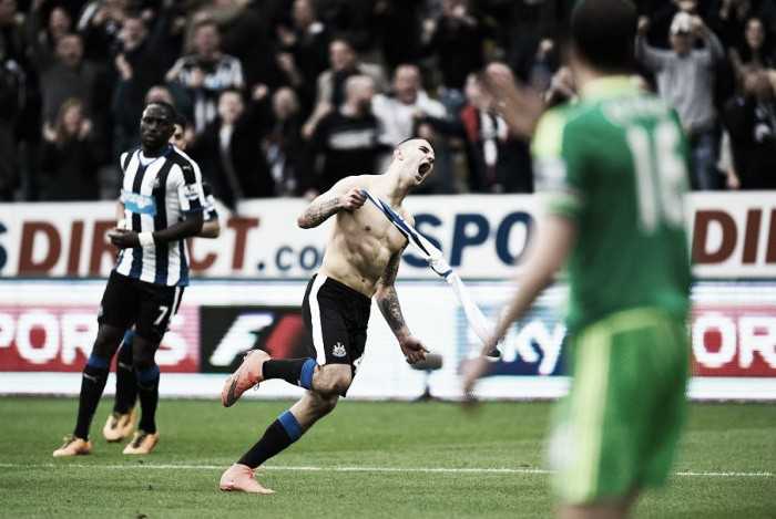 Aleksandar Mitrovic's derby equaliser could prove vital for Newcastle's survival hopes