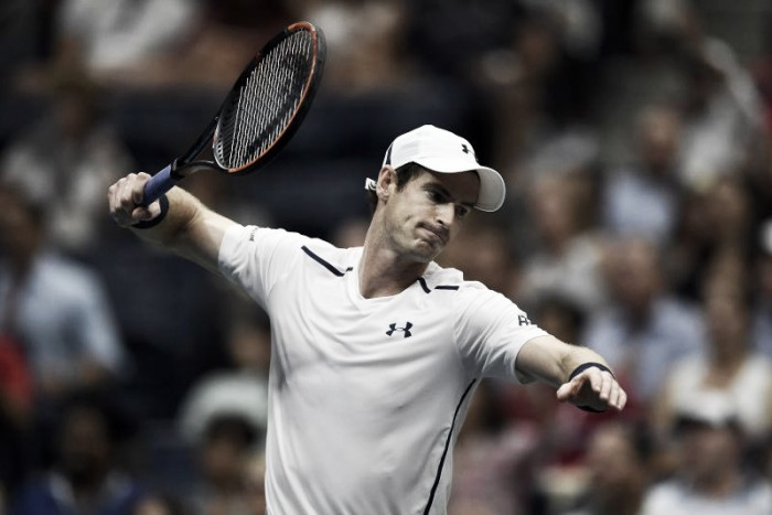 US Open 2017 forfait di Andy Murray