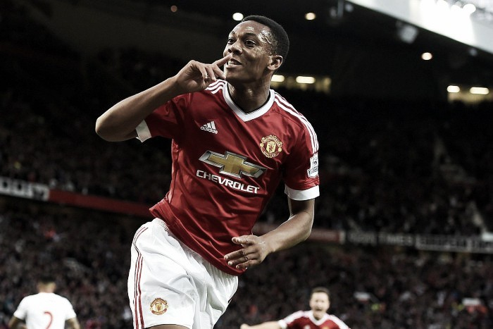 It is Anthony Martial's time to shine, says Mikael Silvestre