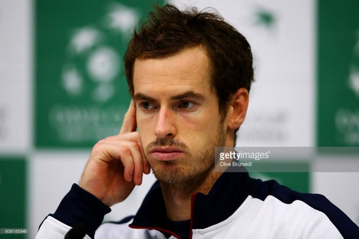 Del Potro beats Murray in Davis Cup classic as Britain are left with a mountain to climb