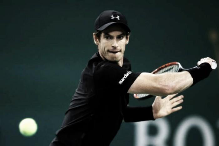Atp Shanghai, ai quarti Murray e Tsonga. Fuori Wawrinka e Raonic