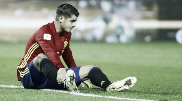 Real Madrid, k.o. anche Alvaro Morata. Addio derby e Clasico, fuori un mese