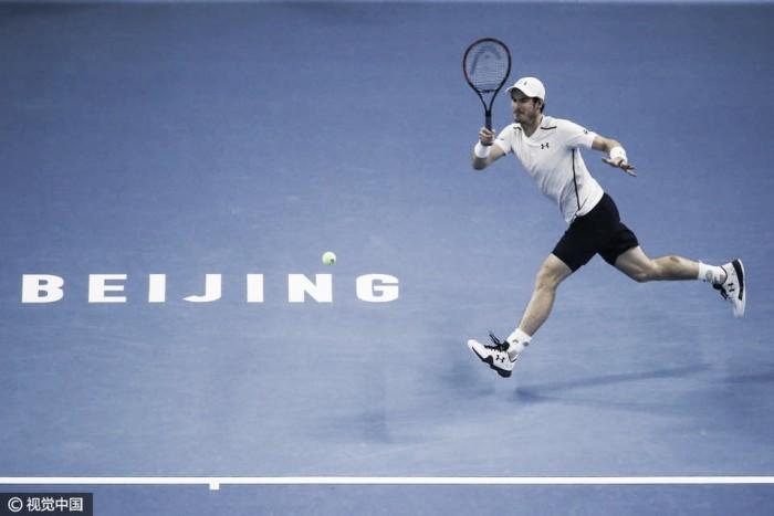 Atp Pechino, vincono Murray e Gasquet. Ok anche Zverev e Dimitrov